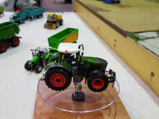 31. Internationale Landbouwminiaturenbeurs in Zwolle 2019, 1:87