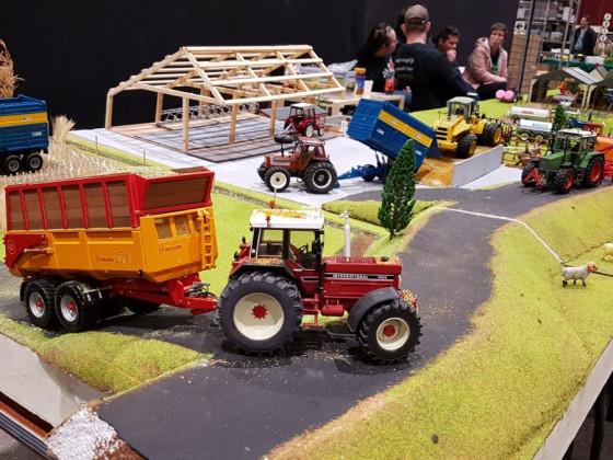 31. Internationale Landbouwminiaturenbeurs in Zwolle 2019, 1:32